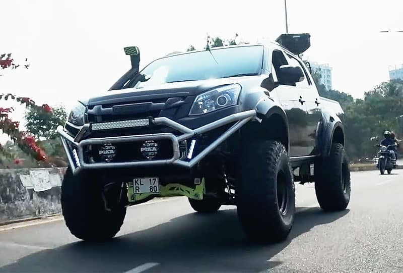 How to Make Your Truck Look Aggressive