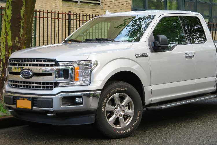 which ford f150 is the best